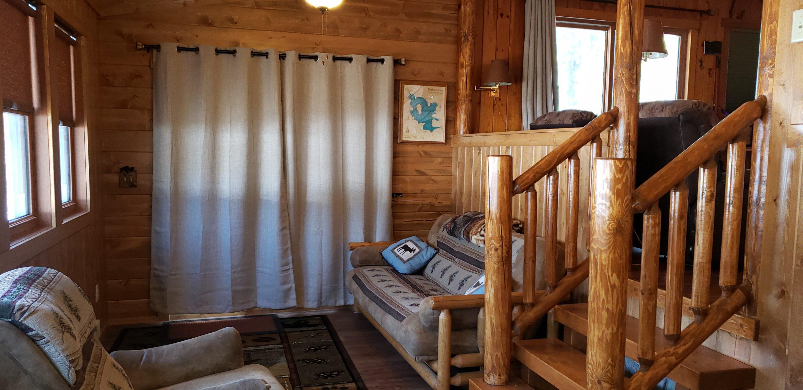 birch futon